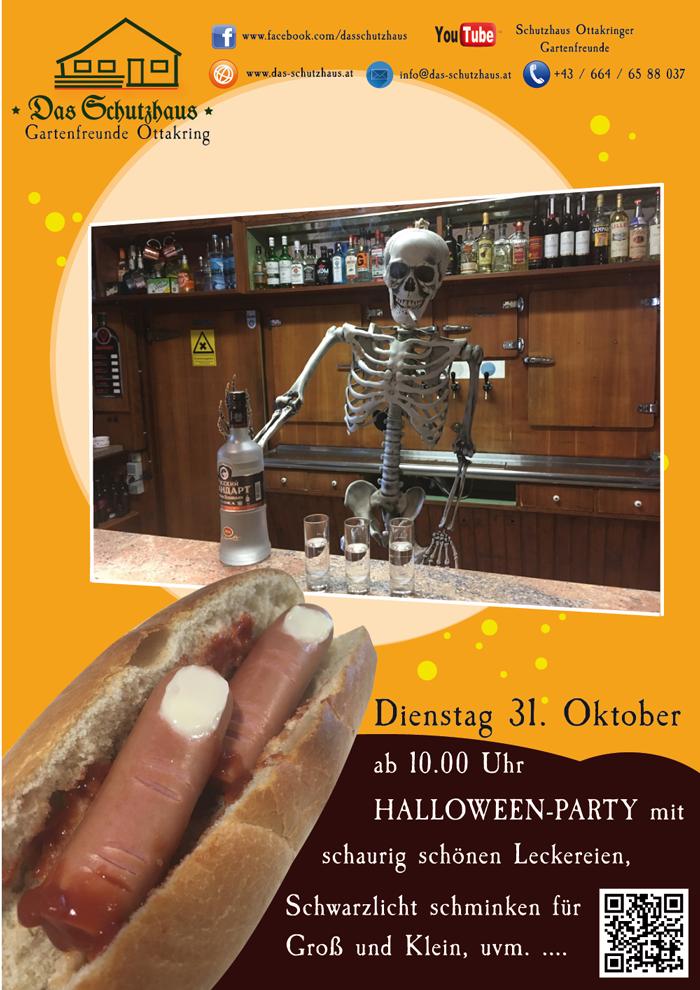 Halloween Party - Das Schutzhaus